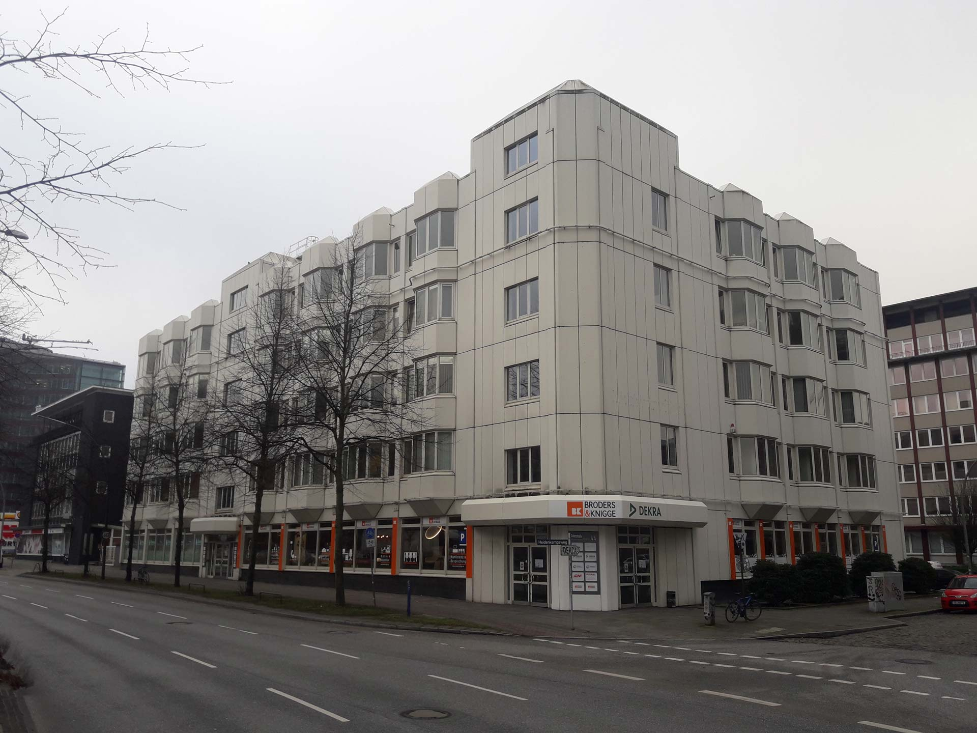 KSRK architekt - Büro Heidenkampsweg