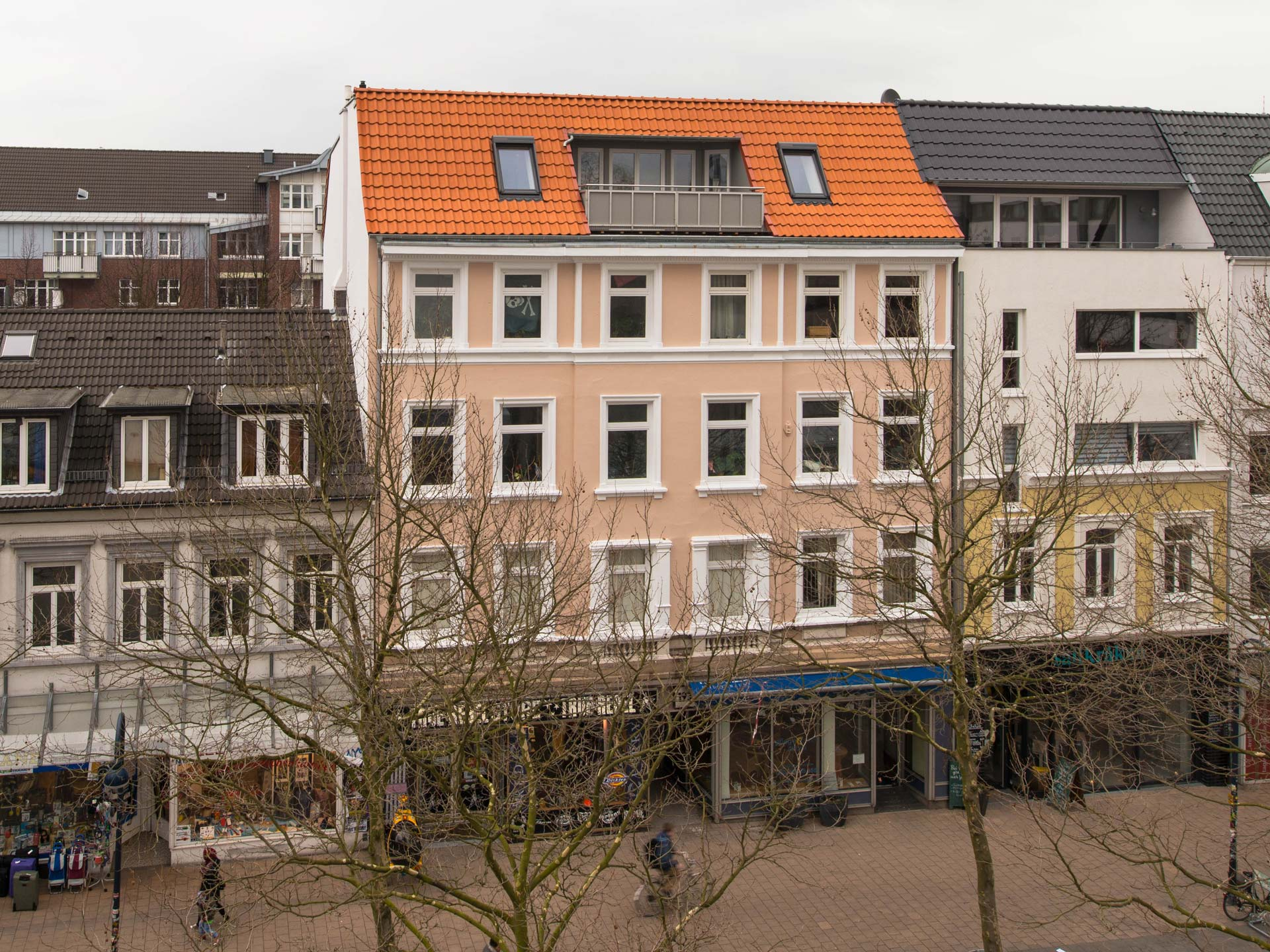 KSRK architekt - Dachgeschoss Erweiterung Altona