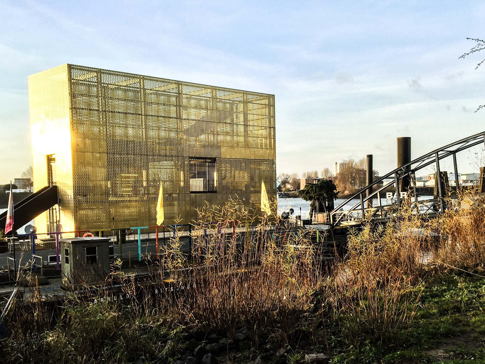KSRK architekt - Goldener Pavillon
