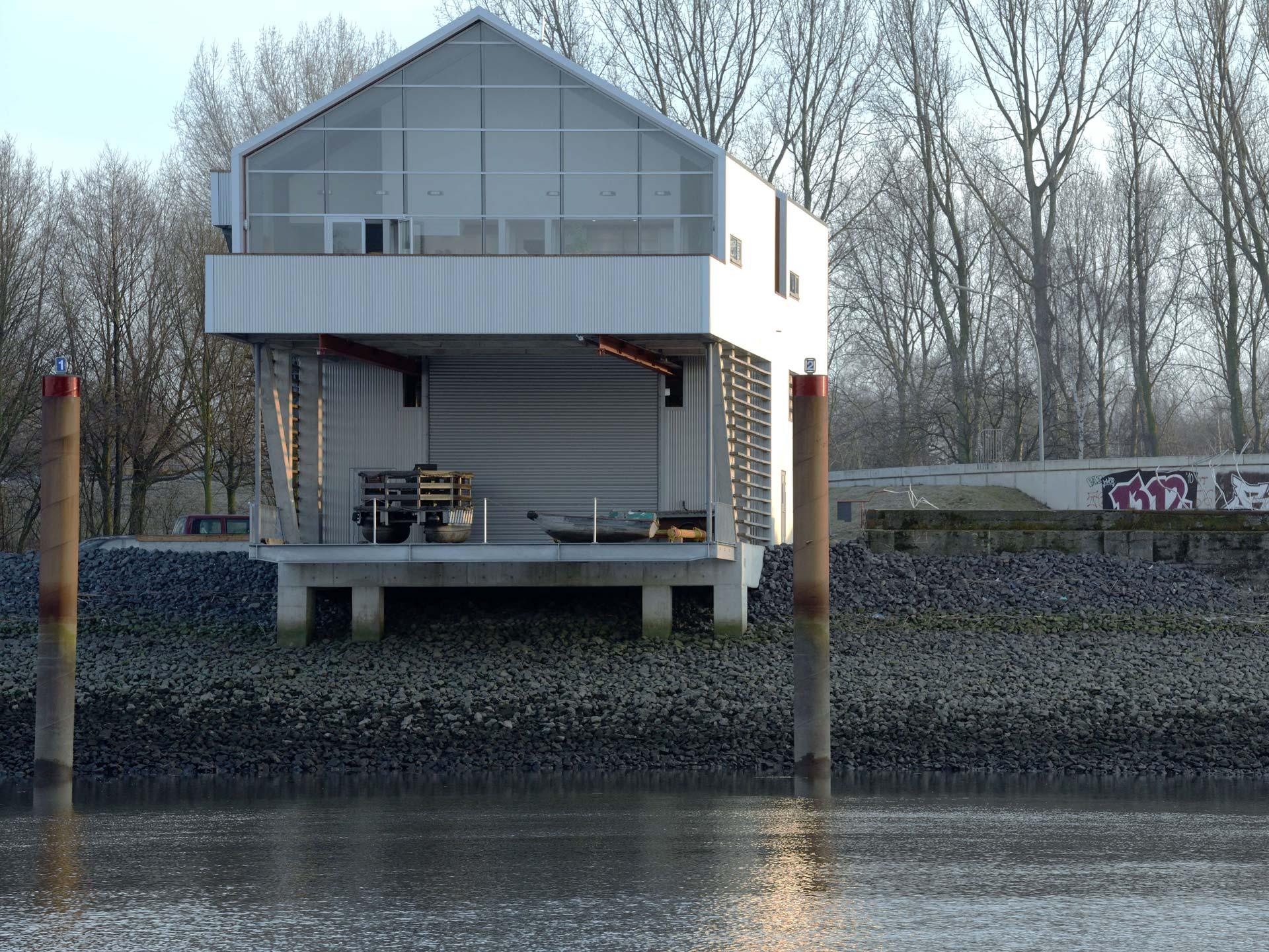 KSRK architekt - Haus der Projekte Veddel