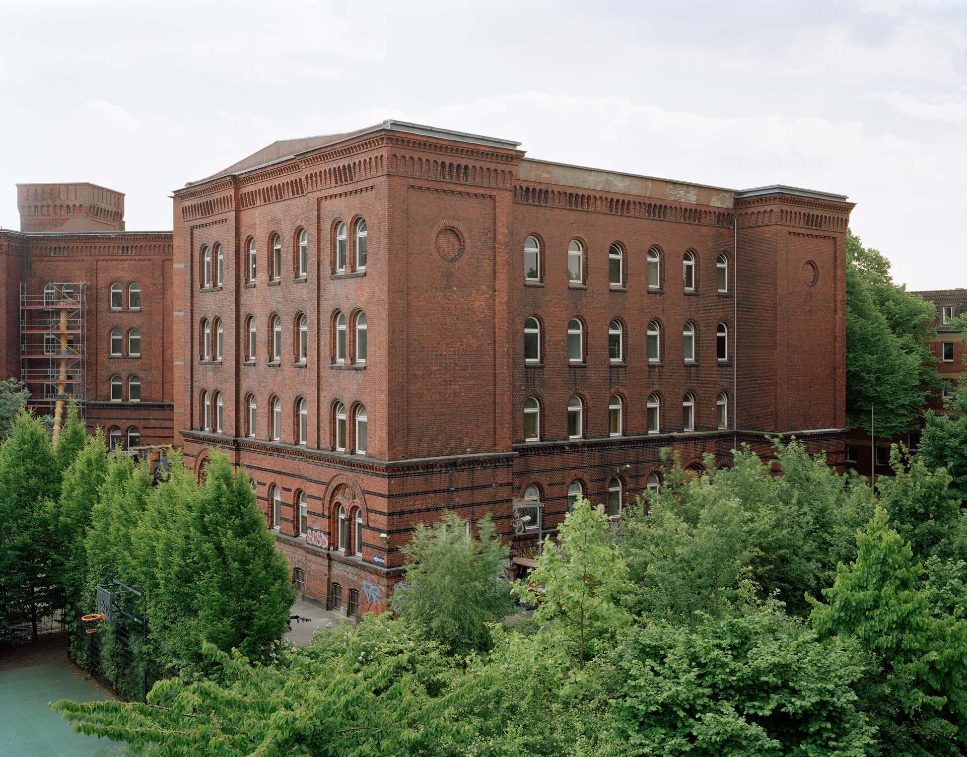 KSRK architekt - Viktoria Kaserne Altona